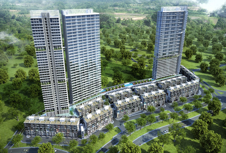 New Project IMedini Walk by Tang Group . Developer for Artra Singapore