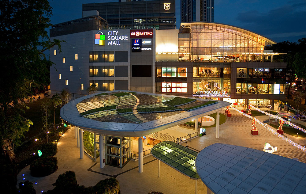City Square Mall Opposite Uptown at Farrer